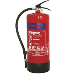 12kg Premium fire extinguisher